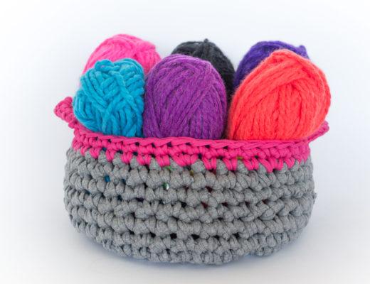 Cómo cambiar de color a crochet correctamente