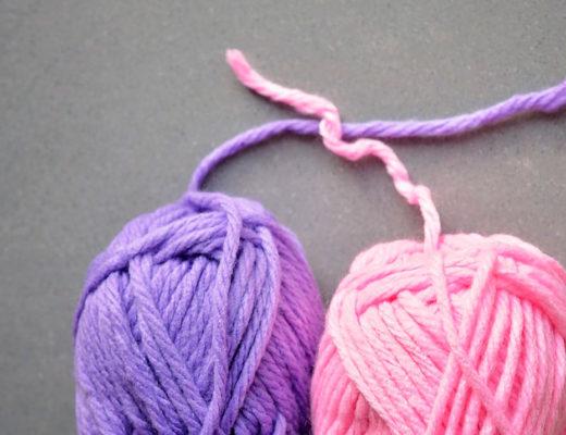 sin palillos ni crochet: tejer con los dedos