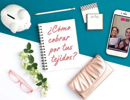 Como cobrar por tus tejidos - Blog de marinatorreblanca.cl