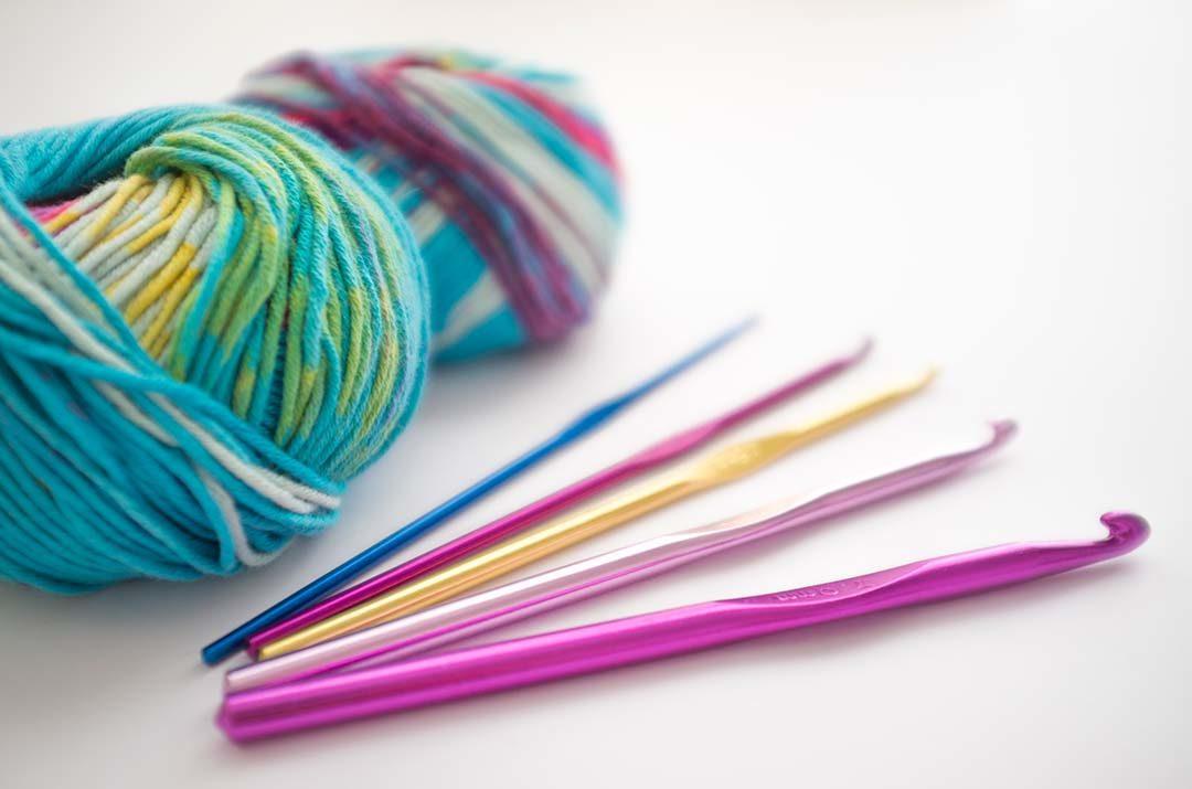 Como partir tejiendo a crochet